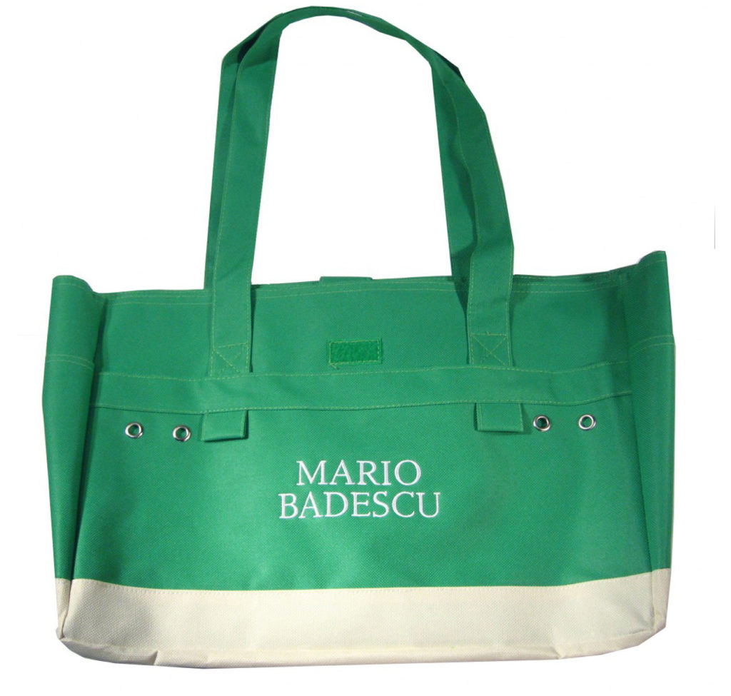 Mario Badescu Canvas Cosemtic Tote Bag
